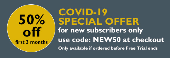covid-19 special offer