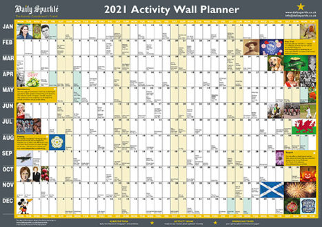 2021-Wall-Planner